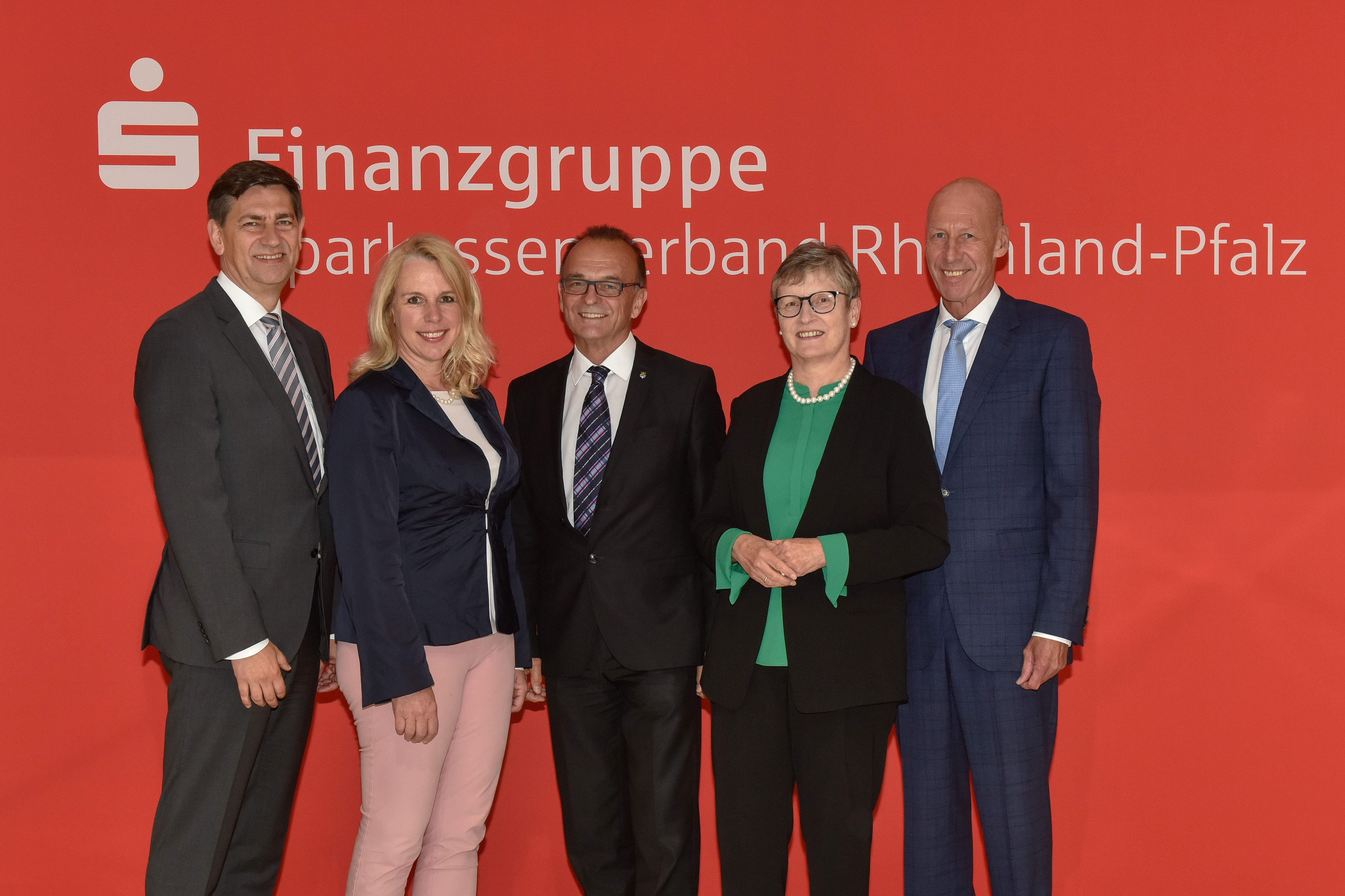 Verbandsvorsitz des Sparkassenverbandes Rheinland-Pfalz