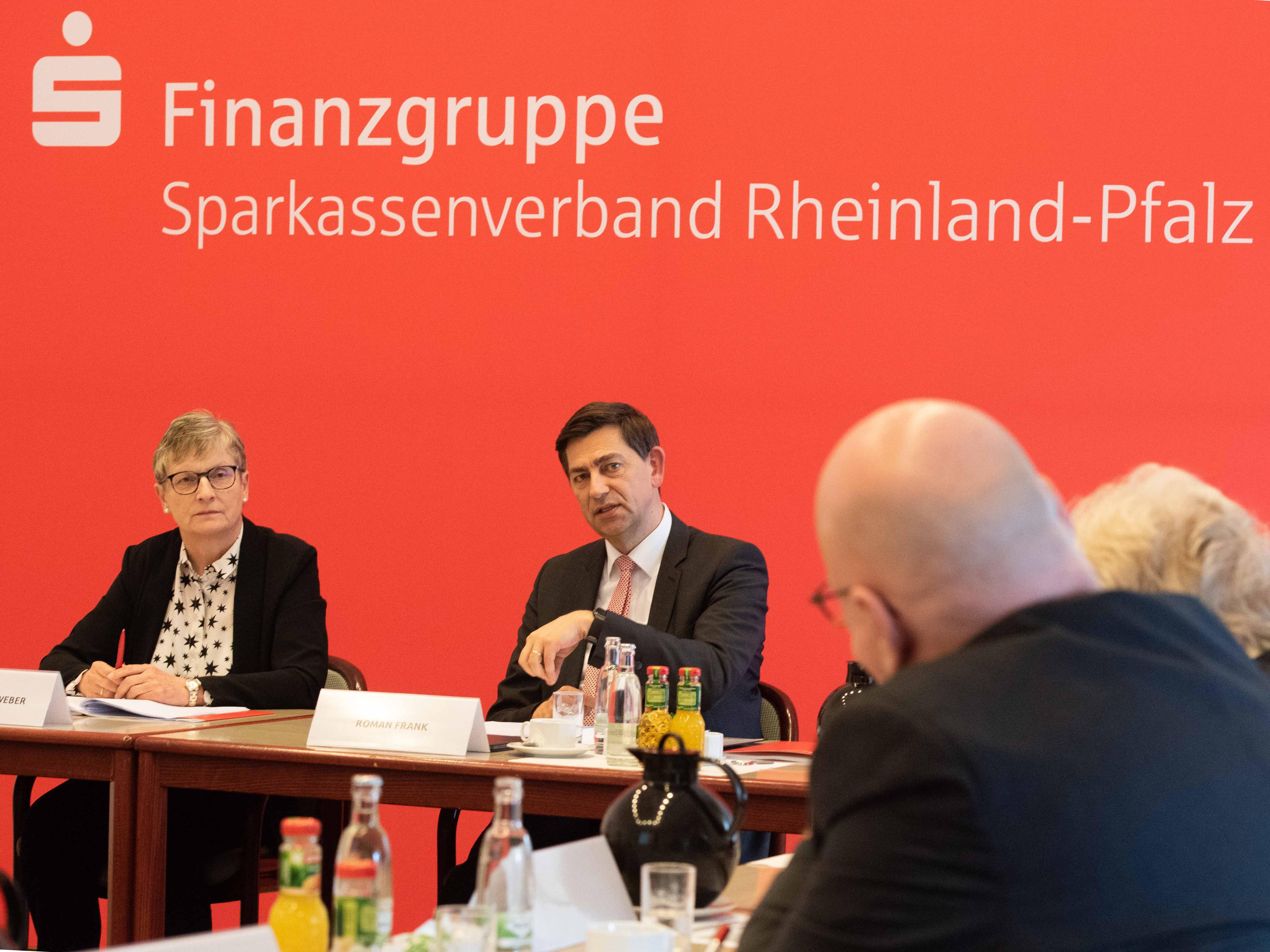 Bilanzpressekonferenz des SVRP am 2. April 2019